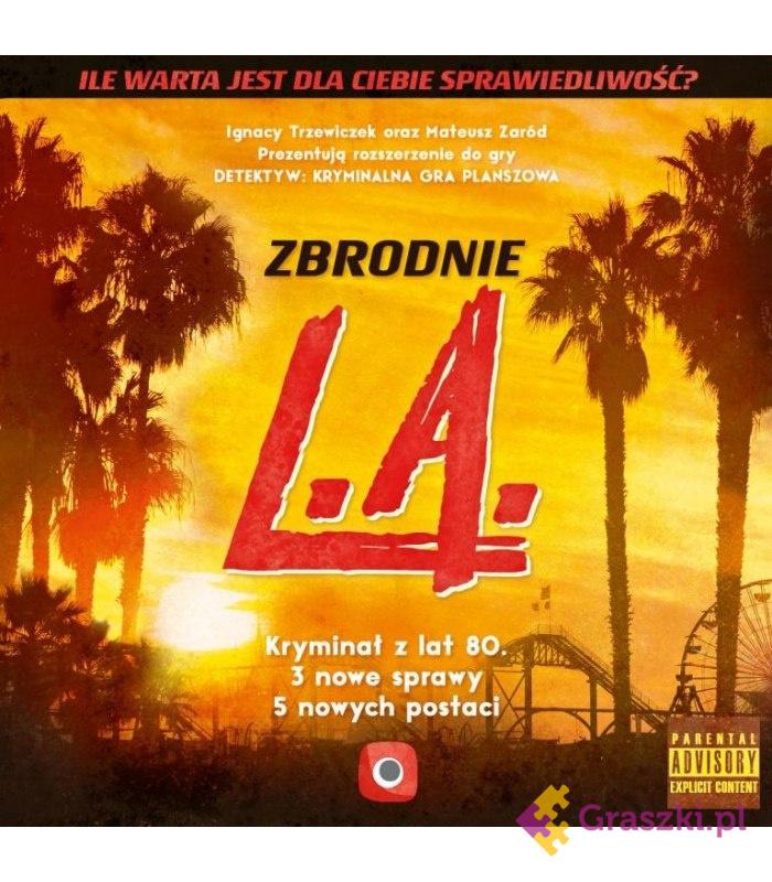 Detektyw: Zbrodnie L.A. | Portal